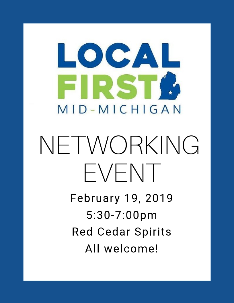 Networking Event Feb 12 2019